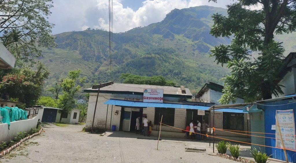 जिल्ला अस्पताल दार्चुलामा थप एक कोरोना संक्रमितको मृत्यु