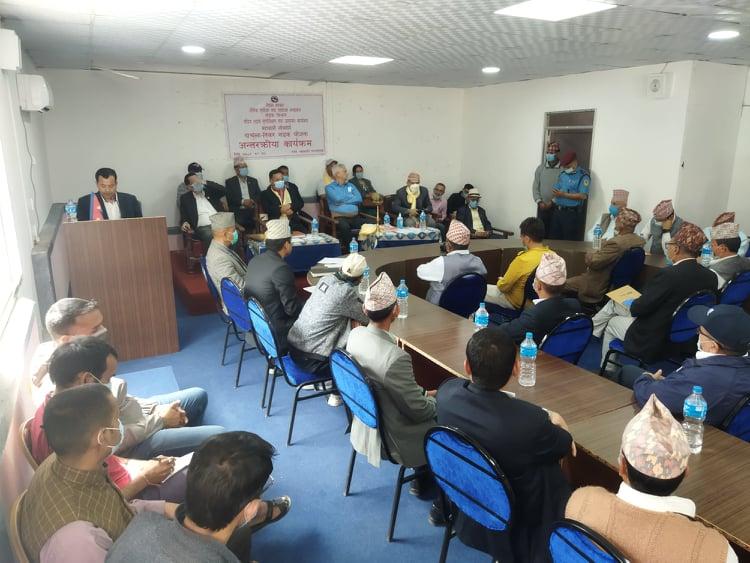 दार्चुला–तिङ्कर सडकलाई राष्ट्रिय गौरबको आयोजनामा समावेस गर्न माग